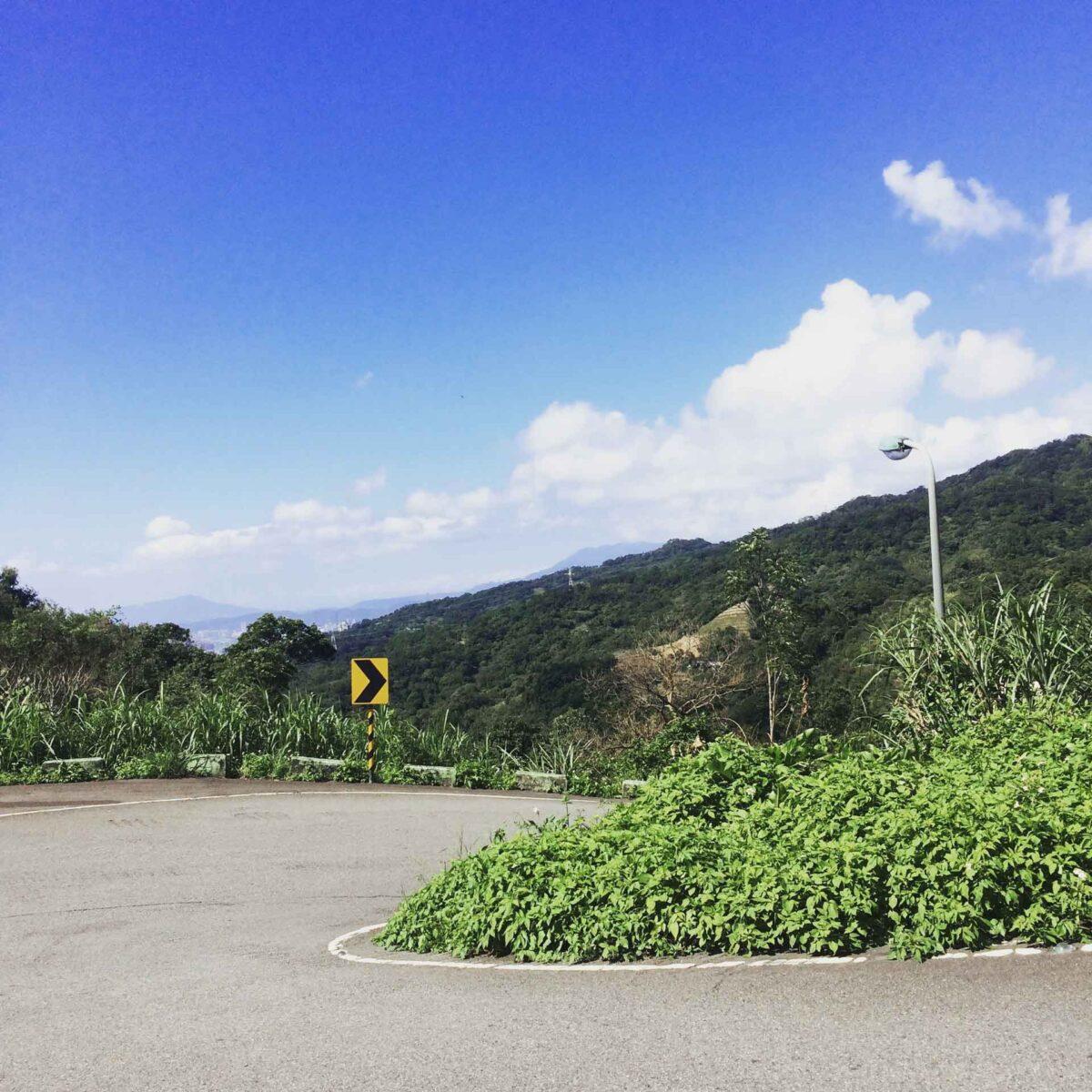 台北南港畚箕湖山(台北找茶園、鹿窟事件紀念碑)