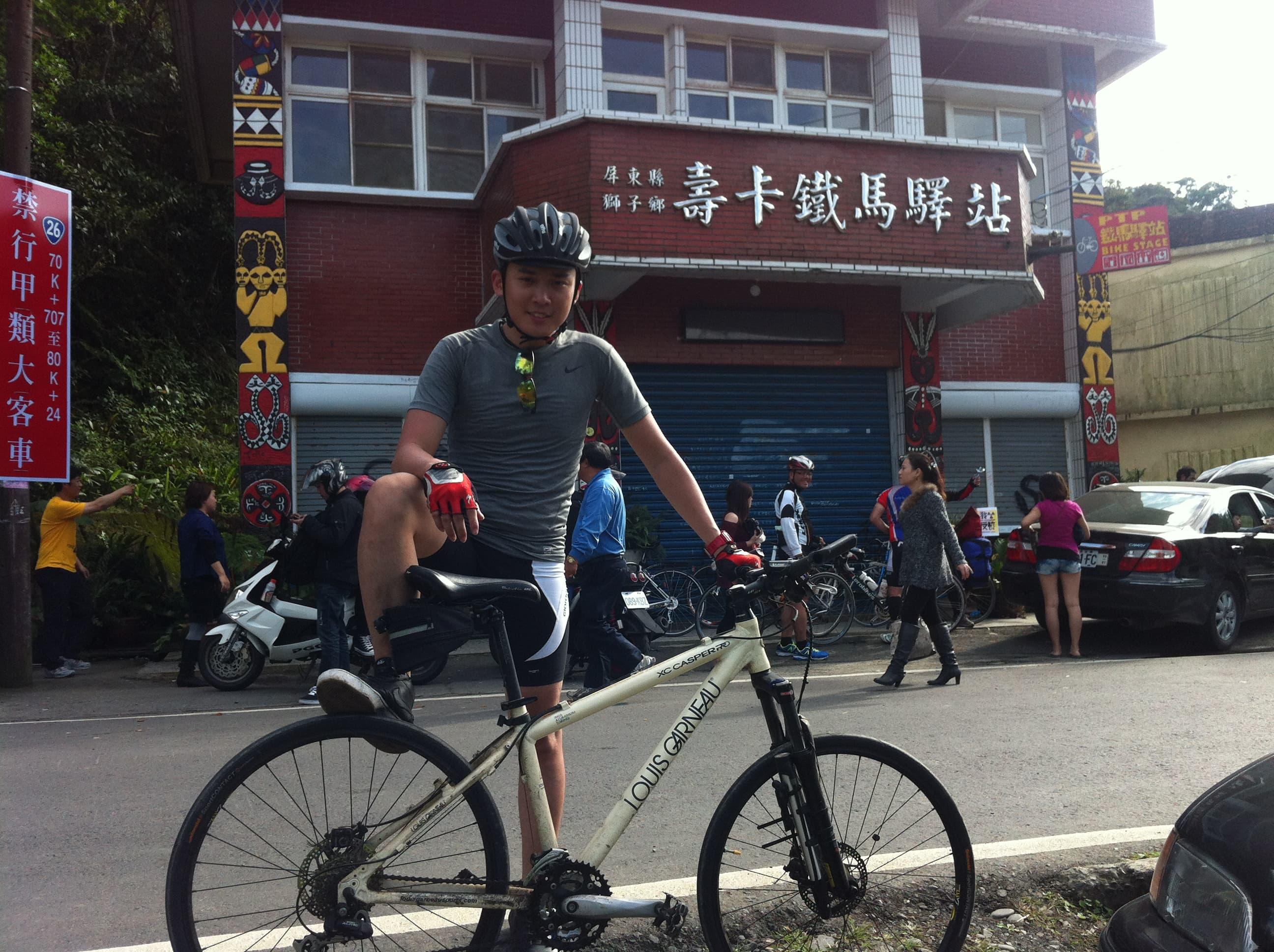 當年的我,連爬一個壽卡都崩潰想放棄,做了單車百岳之後才知道原來壽卡只是小兒科(2013,屏東獅子)