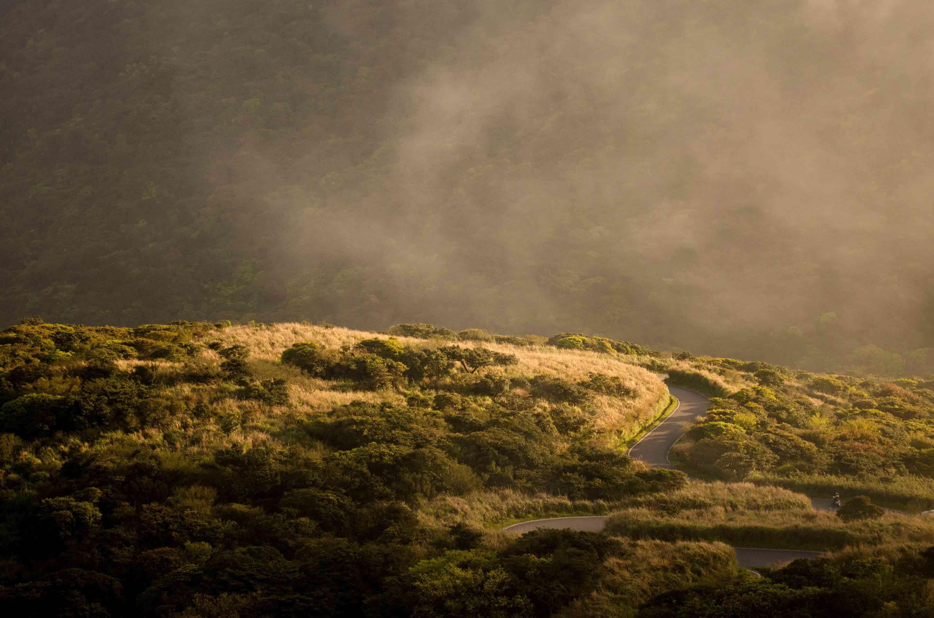 屬於台灣山岳的公路車爬坡難度分級系統